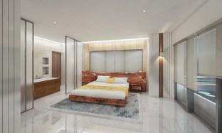 Bed Room Interior at Promont, Bengaluru