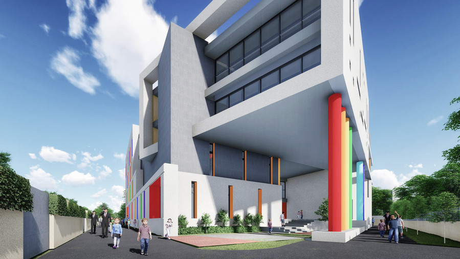 Sunshine International CBSE School in Berhampore