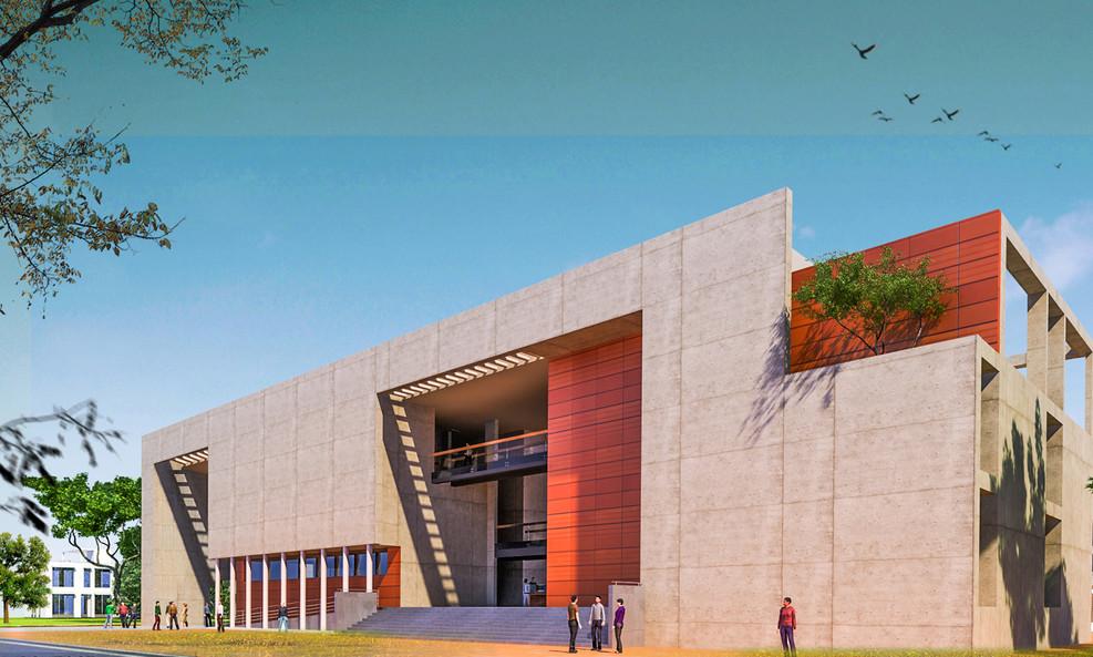 SDIS International CBSE School Bankura best architect