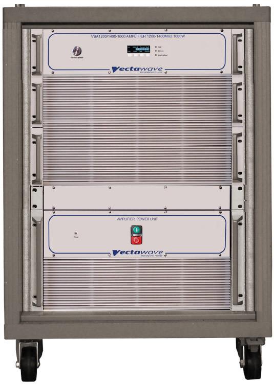 Импульсный ЭМС усилитель Vectawave VBA 1200/1400-1000