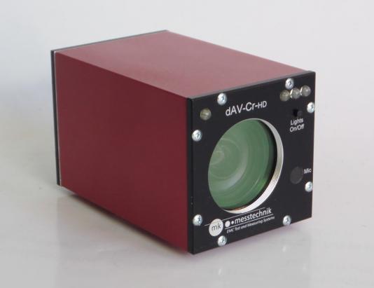 Видеокамера dAV-Cr-HD
