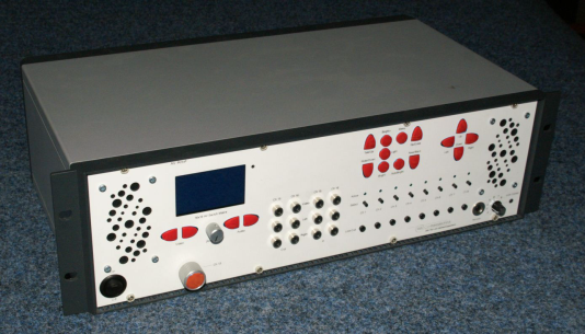контроллер видеокамер для БЭК