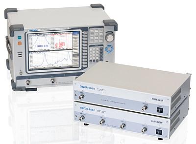 Векторные анализаторы цепей ОБЗОР-804, ОБЗОР-804/1, ОБЗОР-808 и ОБЗОР-808/1  (Pl