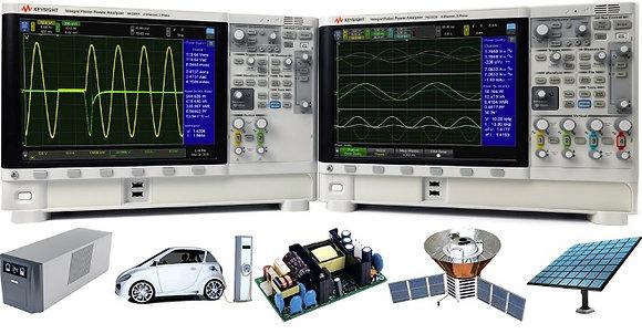Анализатор мощности IntegraVision PA2203A