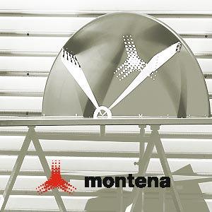 Рафлекторная излучательная антенна Montena