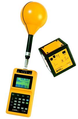Ручные изотропные анализаторы Narda 5Гц 32кГц