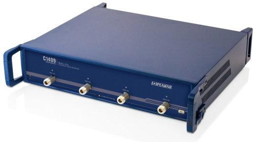 Векторный анализатор цепей  Planar С1409 – четырехпортовый прибор