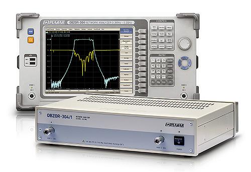 Векторные анализаторы цепей ОБЗОР-304 и ОБЗОР-304/1 (Planar)