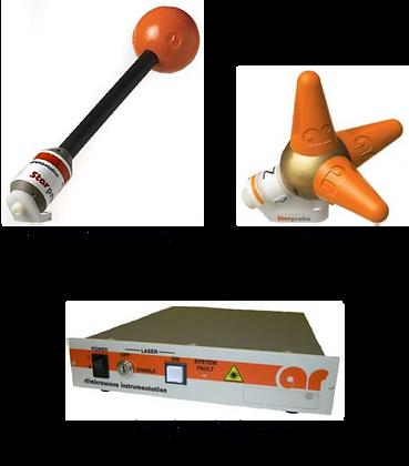 Оптические датчики поля с лазерным интерфейсом серии FA7000/Kit