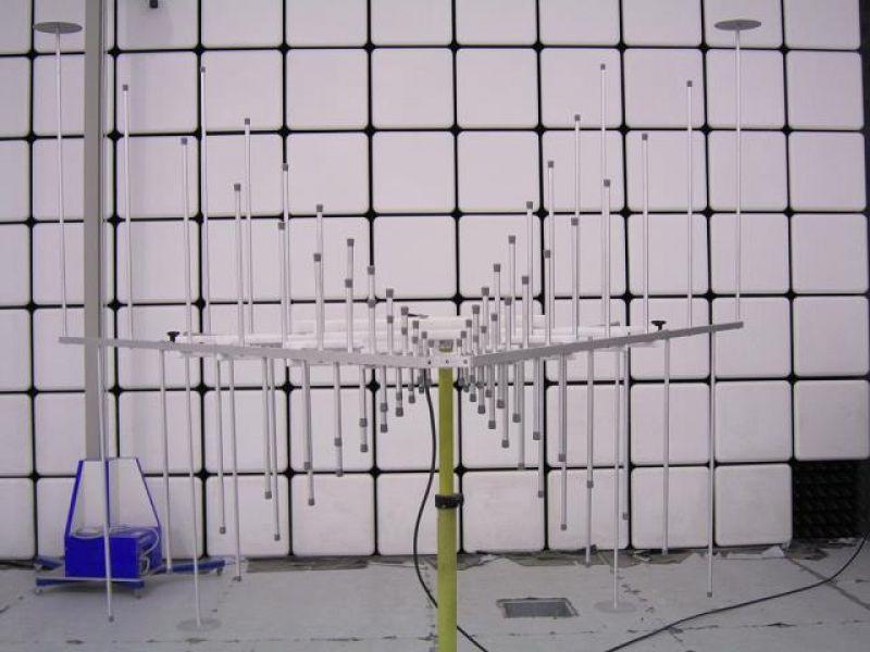 Логопериодическая антенна STLP 9128 E Внесена в Госреестр: № 57578-14