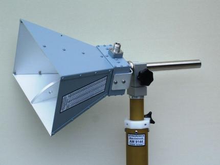 Двухгребневая рупорная антенна Schwarzbeck BBHA 9120 D