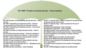 Security Standards Family