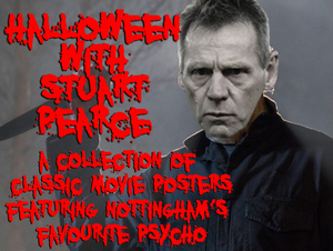 Halloween With Stuart Pearce