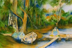 Comunidade Tumbiras - Amazonas