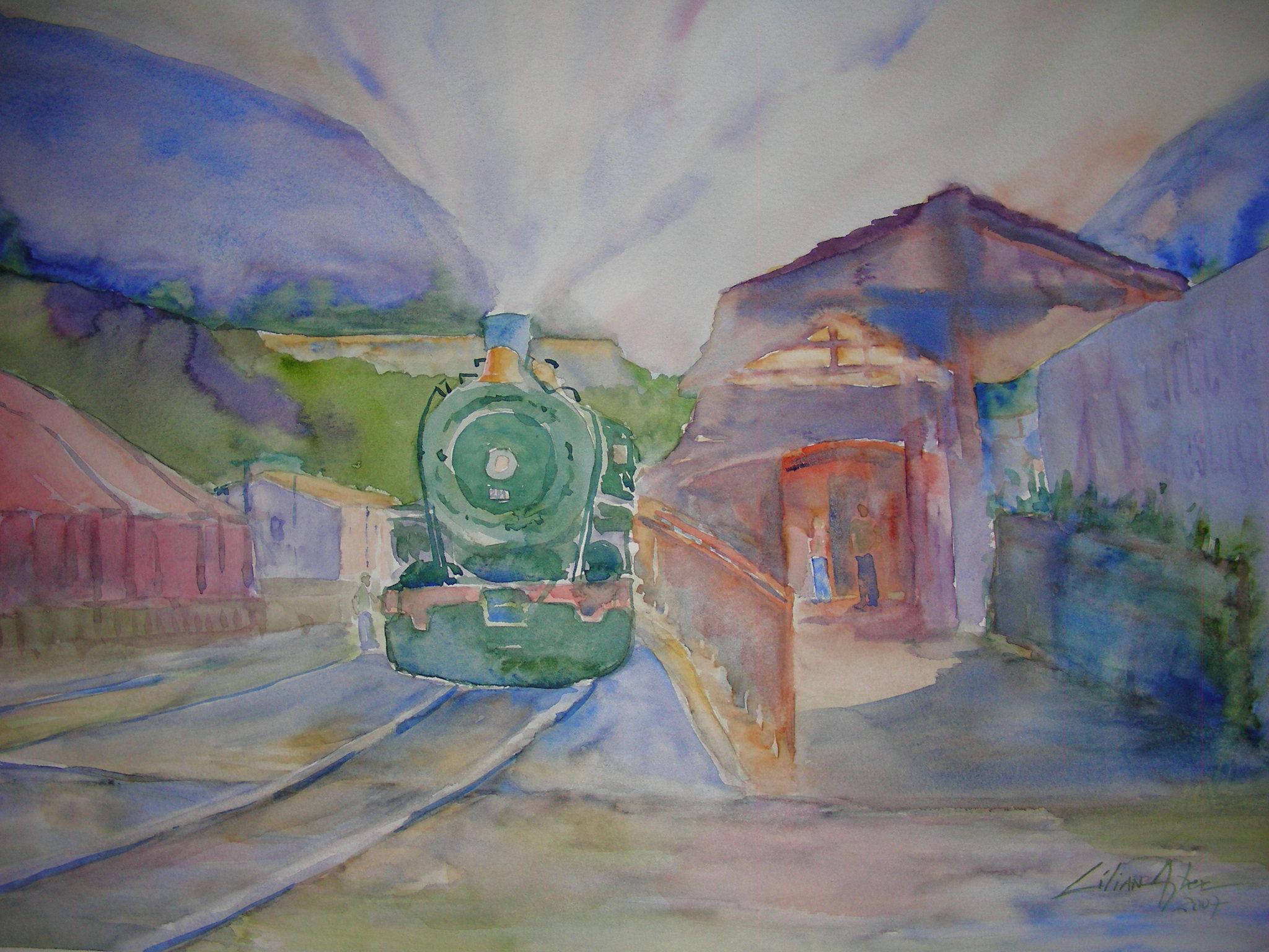 Estação Ouro Preto