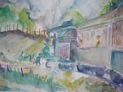 Trem das Águas