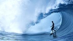 Image of John John Florence surfing
