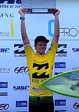 John John claims his Rio Pro win