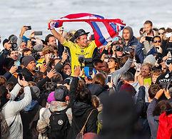 John John becomes the 2016 World Champion in Portugal