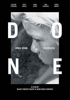 Cover of John Johns film DONE