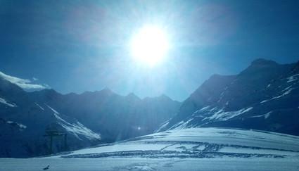 zonnig Zwitserland