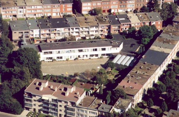 Stanislas luchtfoto