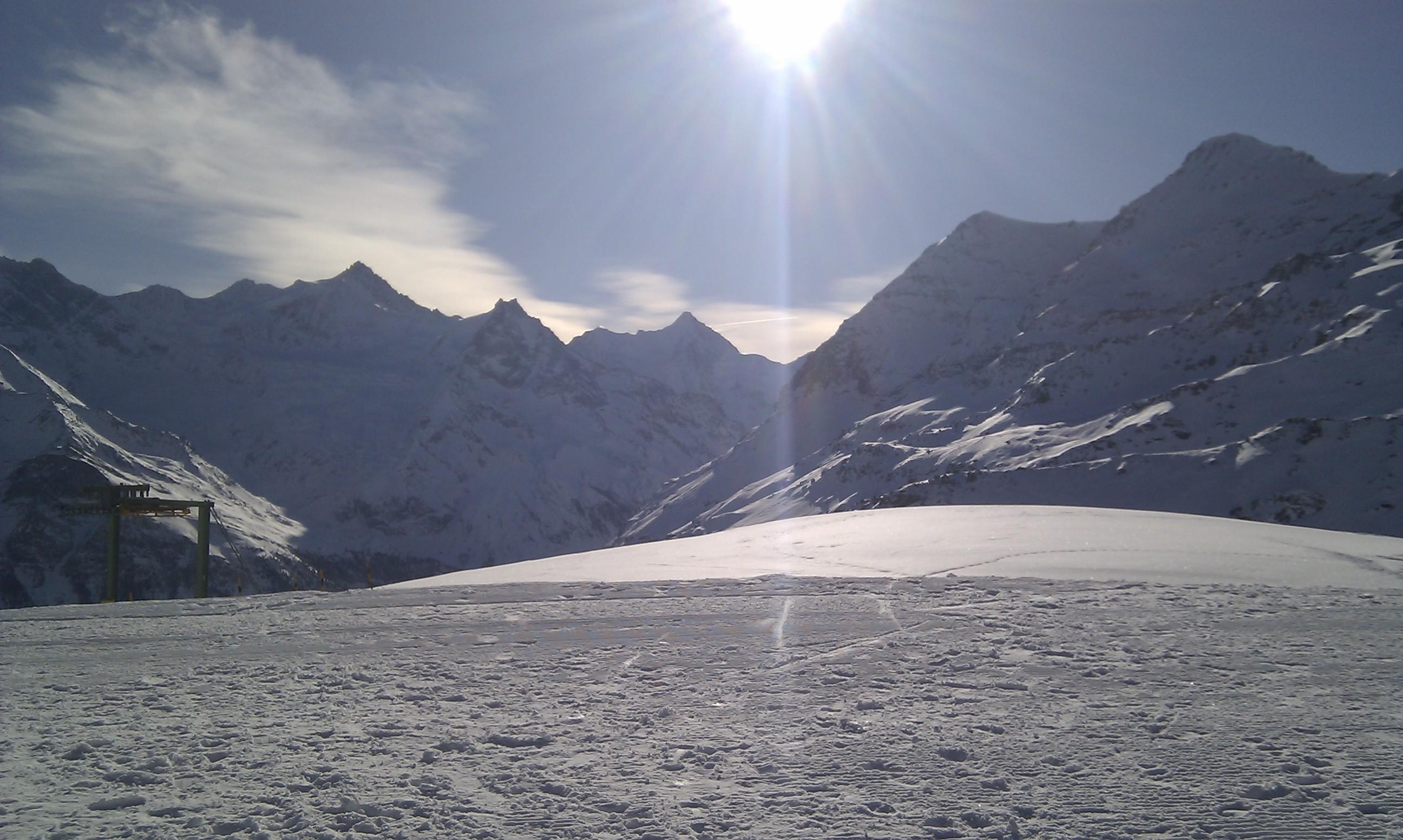Zinal, Zwitserland, 6de lj.