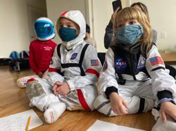 Learning Pod Astronaut Presentation 2