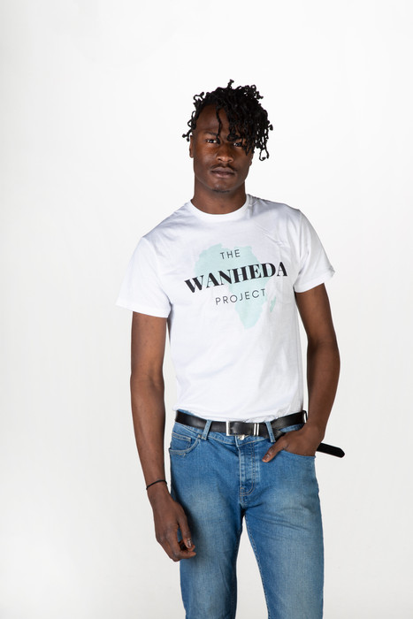 Wej in the Wanheda t-shirt