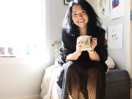Wing Woman of the Week with Helen Youn
