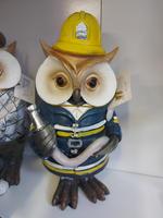 Fireman Owl