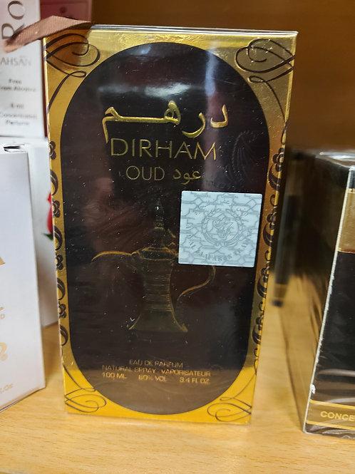 Dirham Oud UNISEX perfume oil