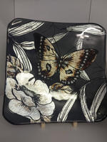 Moonlight Butterfly Dish
