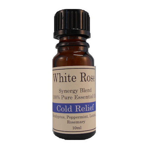 Cold Relief synergy blend pure essential oil