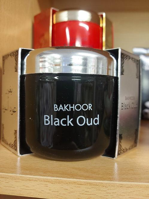 Hamidi Bakhoor Black Oud Incense