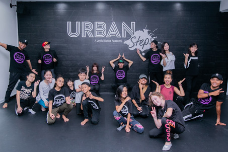 Urban Steps Street Dance for Kids