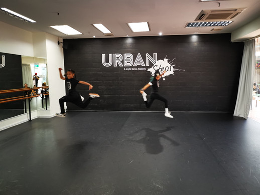 Urban Steps Dance Crew