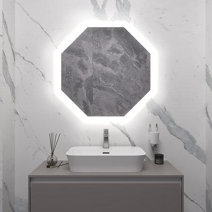 Зеркала с подсветкой, круглое зеркало 01-00239