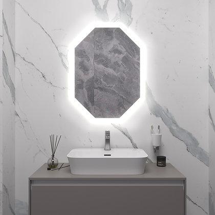 Зеркала с подсветкой, круглое зеркало 01-00240
