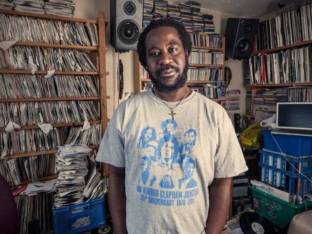 ?UESTIONS: DJ Keith Lawrence