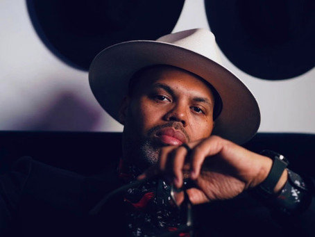 ?UESTIONS: Eric Roberson