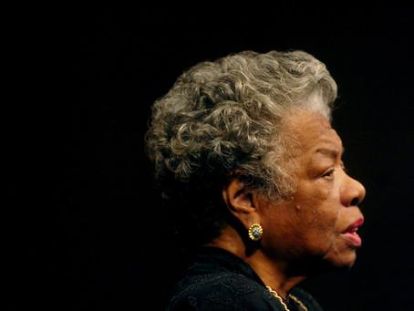 C*LTURE: Maya Angelou