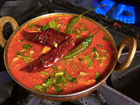 America's Hottest Curry? Celebrating National Spice & Herb Day