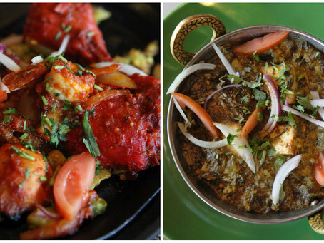 The 5 Most Popular Dishes at Indian Restaurants
