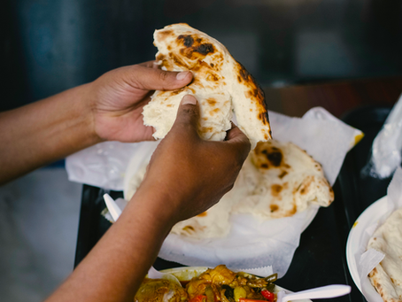 Why Indians Love Eating with their Hands?