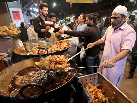 5 Indian Cities With The Best Street Food