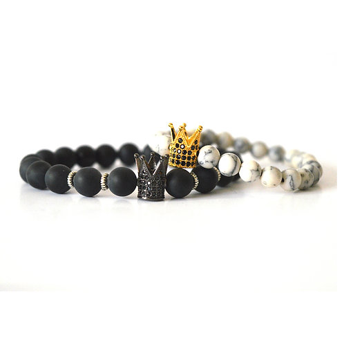 King & Queen (Avec coffret inclus)