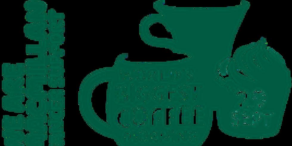 Macmillan Coffee Morning Heartshead Restaurant