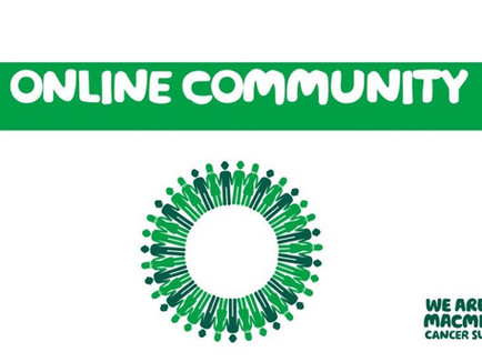 Macmillan Cancer Support`s Online Community