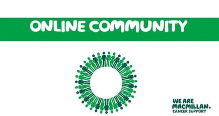 Online Cancer Support